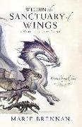 Cover-Bild zu Within the Sanctuary of Wings (eBook) von Brennan, Marie