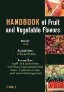 Cover-Bild zu Hui, Y. H.: Handbook of Fruit and Vegetable Flavors