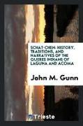 Cover-Bild zu Gunn, John M.: Schat-chen