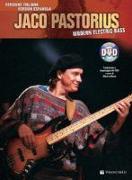 Cover-Bild zu Jaco Pastorius -- Modern Electric Bass: Spanish & Italian Language Edition, Book & CD von Pastorius, Jaco