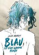 Cover-Bild zu Maroh, Julie: Blau ist eine warme Farbe