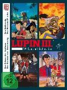 Cover-Bild zu Lupin the Third - TV-Special Collection (4 TV-Specials) - Box von Okuwaki, Masaharu (Prod.)