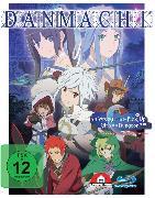 Cover-Bild zu Danmachi: Arrow of Orion - The Movie - Blu-ray von Sakurabi, Katsushi