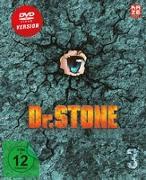 Cover-Bild zu Dr.Stone - DVD 3 von Lino, Shinya (Prod.)