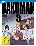 Cover-Bild zu Bakuman - 1. Staffel - Blu-ray 3 von Kasai, Kenichi