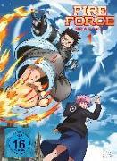 Cover-Bild zu Fire Force - Staffel 2 - Vol.1 von Minamikawa, Tatsuma (Prod.)