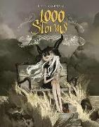 Cover-Bild zu Tony Sandoval: 1000 Storms