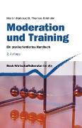 Cover-Bild zu Moderation und Training von Haberzettl, Martin