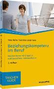 Cover-Bild zu Beziehungskompetenz im Beruf von Heim, Vera