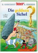 Cover-Bild zu Asterix Die goldene Sichel von Uderzo, Albert