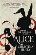 Cover-Bild zu Alice von Henry, Christina