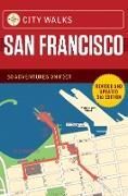 Cover-Bild zu City Walks Deck: San Francisco (Revised) (eBook) von Henry de Tessan, Christina