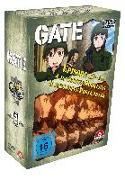 Cover-Bild zu Gate - 2. Staffel - Gesamtausgabe - DVD Box (4 DVDs) von Kyogoku, Takahiko (Hrsg.)