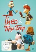 Cover-Bild zu Theo & Tipp und Topp - Zeichentrick der DDR