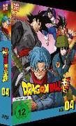 Cover-Bild zu Dragonball Super - 4. Arc: Zukunftstrunk - Episoden 47-61 (3 DVDs) von Chioka, Kimitoshi (Hrsg.)