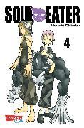 Cover-Bild zu Ohkubo, Atsushi: Soul Eater, Band 4