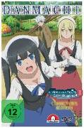 Cover-Bild zu DanMachi - Is It Wrong to Try to Pick Up Girls in a Dungeon? - Staffel 2 - DVD 4 (Limited Collector's Edition) von Yamakawa, Yoshiki (Hrsg.)