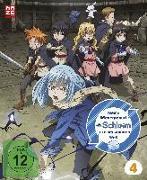 Cover-Bild zu Meine Wiedergeburt als Schleim in einer anderen Welt - DVD 4 von Kikuchi, Yasuhito (Prod.)