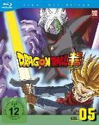Cover-Bild zu Dragon Ball Super - Box 5 - Episoden 62-76 von Chioka, Kimitoshi (Prod.)