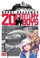 Cover-Bild zu Urasawa, Naoki (Geschaffen): Naoki Urasawa's 20th Century Boys, Vol. 8