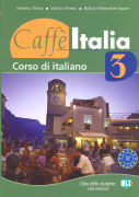 Cover-Bild zu Livello 3: Libro dello studente con esercizi - Caffè Italia. Corso di italiano von Diaco, Mimma