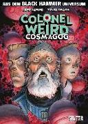 Cover-Bild zu Lemire, Jeff: Black Hammer: Colonel Weird - Cosmagog