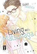 Cover-Bild zu Iwashita, Keiko: Living with Matsunaga 03