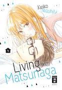 Cover-Bild zu Iwashita, Keiko: Living with Matsunaga 04