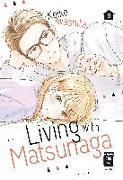 Cover-Bild zu Iwashita, Keiko: Living with Matsunaga 08