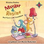 Cover-Bild zu Mucker & Rosine - Buschfunk in der Hasenhütte (Audio Download) von Andres, Kristina