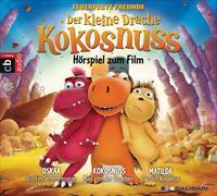 Cover-Bild zu Der kleine Drache Kokosnuss - Hörspiel zum Film von Siegner, Ingo