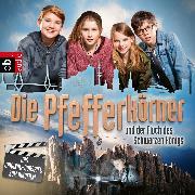Cover-Bild zu Die Pfefferkörner und der Fluch des schwarzen Königs (Audio Download) von Ahner, Dirk
