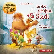 Cover-Bild zu In der großen Stadt (Audio Download) von Brause, Katalina