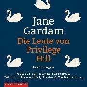 Cover-Bild zu Die Leute von Privilege Hill (Audio Download) von Gardam, Jane