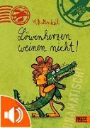 Cover-Bild zu Löwenherzen weinen nicht! (eBook) von Baltscheit, Martin