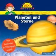 Cover-Bild zu Planeten und Sterne von Baltscheit, Martin (Gelesen)
