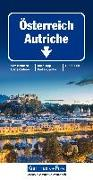 Cover-Bild zu Österreich Strassenkarte. 1:500'000 von Hallwag Kümmerly+Frey AG (Hrsg.)