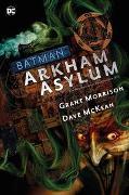Cover-Bild zu Morrison, Grant: Batman Deluxe: Arkham Asylum