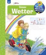 Cover-Bild zu Unser Wetter von Weinhold, Angela