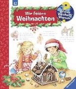 Cover-Bild zu Wir feiern Weihnachten von Erne, Andrea