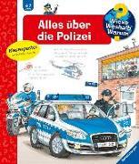 Cover-Bild zu Alles über die Polizei von Erne, Andrea