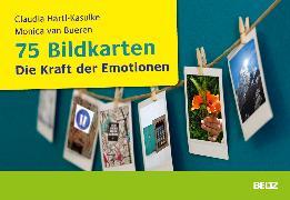 Cover-Bild zu 75 Bildkarten Die Kraft der Emotionen von Härtl-Kasulke, Claudia