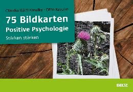 Cover-Bild zu 75 Bildkarten Positive Psychologie von Härtl-Kasulke, Claudia