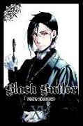 Cover-Bild zu Yana Toboso: Black Butler, Vol. 15