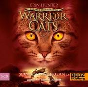 Cover-Bild zu Warrior Cats Staffel 2/06. Die neue Prophezeiung. Sonnenuntergang von Hunter, Erin