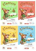 Cover-Bild zu Einsterns Schwester 4. Schuljahr. Neubearbeitung. Themenhefte 1-4 und Projektheft mit Schuber. Verbrauchsmaterial von Bauer, Roland (Hrsg.)