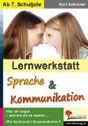 Cover-Bild zu Lernwerkstatt Sprache & Kommunikation von Schreiner, Kurt