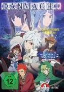 Cover-Bild zu Danmachi: Arrow of Orion - The Movie - DVD von Sakurabi, Katsushi (Hrsg.)