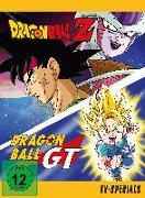 Cover-Bild zu Dragonball Z + GT Specials - DVD-Box (2 DVDs)