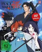 Cover-Bild zu Peacemaker Kurogane - DVD Box 2 [2 DVDs] von Hirata, Tomohiro